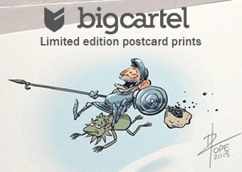 Picture link to Big Cartel